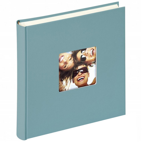Album Fun vert petrole traditionnel 400 photos 10X15