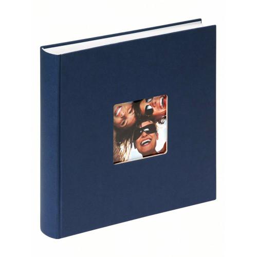 Album Fun traditionnel Bleu 400 photos 10X15
