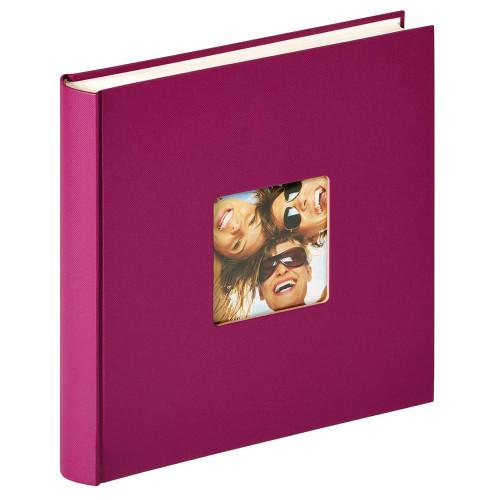 Album photo Fun violet traditionnel 400 photos 10X15
