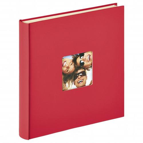 album photo Fun rouge autocollant