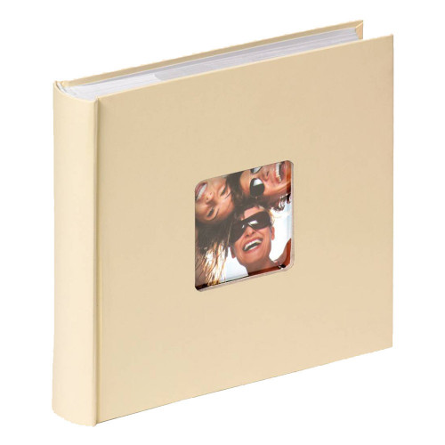 Album photo Fun creme 200 pochettes 10x15