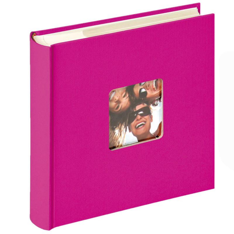 album photo fun fushia 200 pochettes 10x15