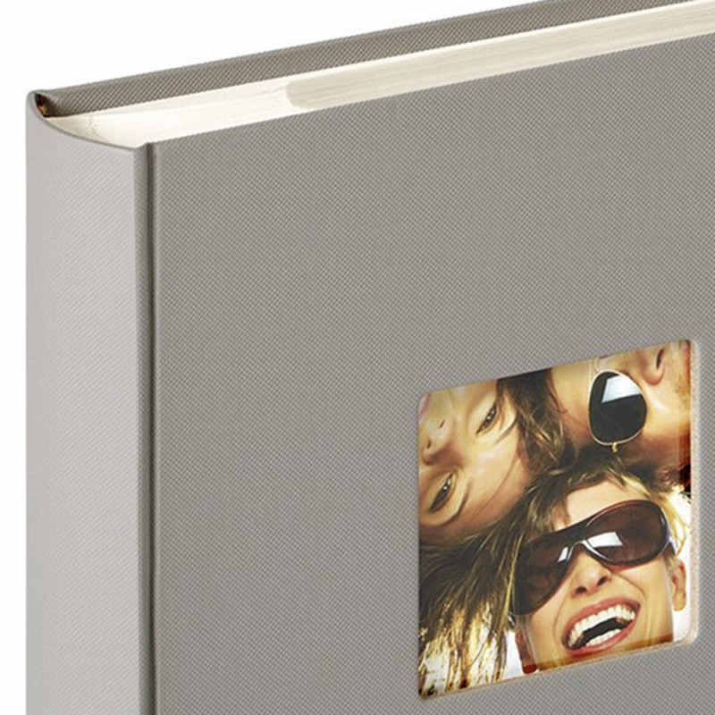 album photo fun taupe 200 pochettes 10x15