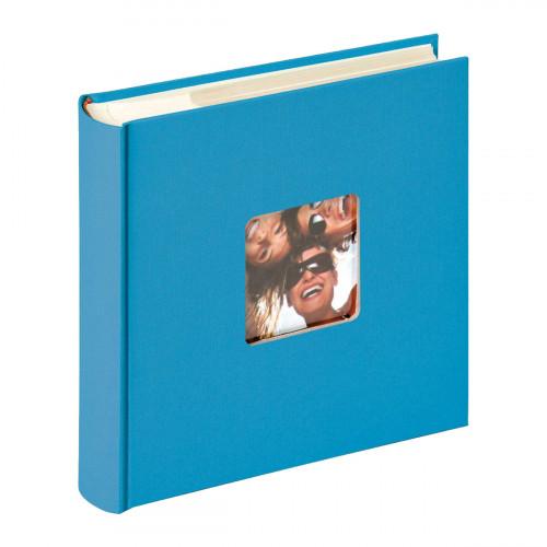Album photo Fun bleu ocean 200 pochettes 10x15