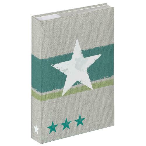 Album photo Stellar vert 300 pochettes 10X15