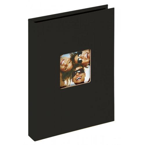 Mini album Fun noir 24 pochettes 15x20