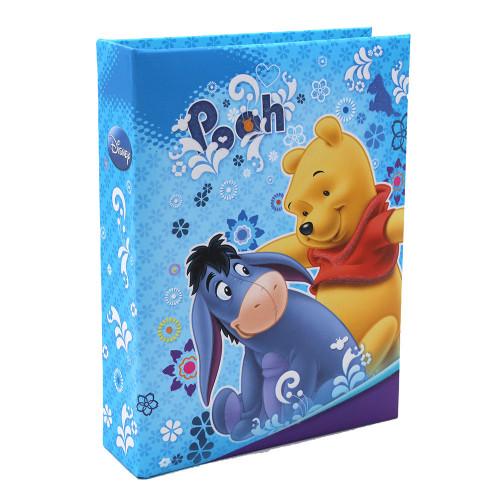 Mini album  Winnie et Bourriquet 100 pochettes 10X15