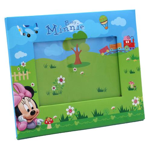 Lot de 2 cadres Minnie et Winnie 10x15 cm