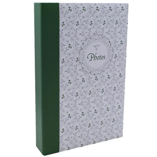 Album photo Viva vert 300 pochettes 10X15
