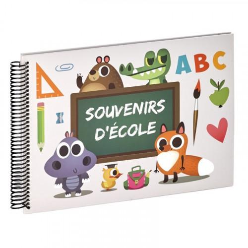 Album photo scolaire ABC Souvenir d'ecole