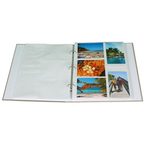 Classeur photo Lagune 400 pochettes 11,5x15