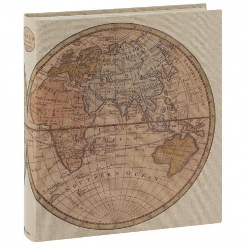 Album photo traditionnel Map Monde 600 photos 10X15 cm