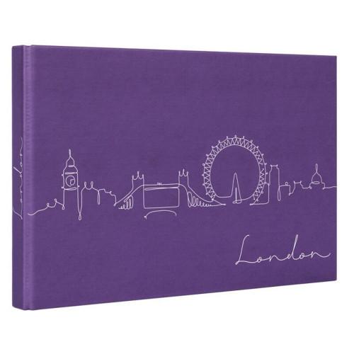 Album photo traditionnel Linéart Londres 180 photos 10X15