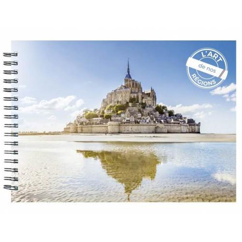 Album photo traditionnel Mont St Michel 180 photos 10X15 cm