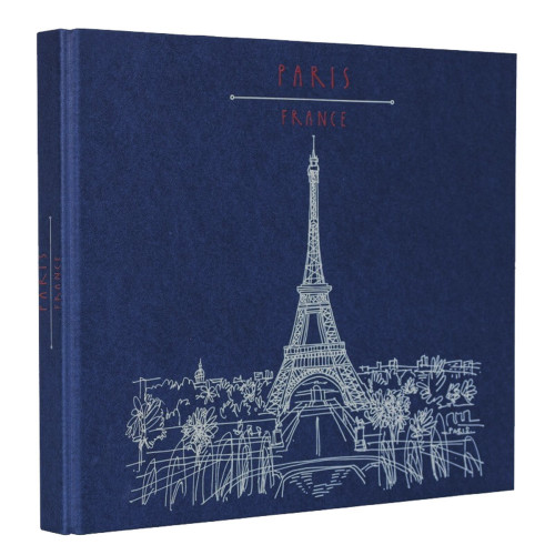 Album photo traditionnel Escapade Paris 120 photos 10X15 cm