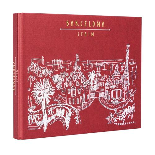 Album photo traditionnel Escapade Barcelone 120 photos 10X15