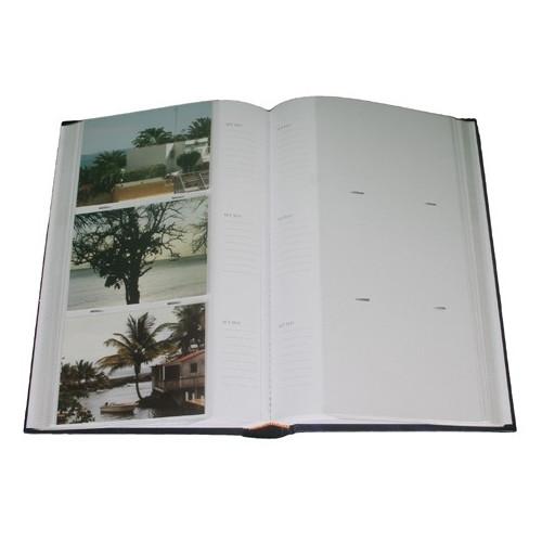 album photo Marbré brun Erica 300 pochettes 11,5x15 avec photos