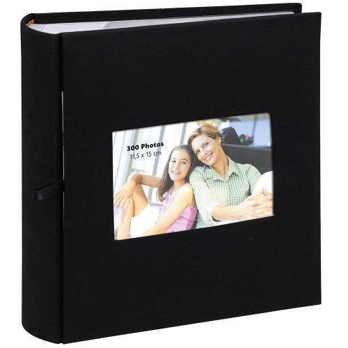 Album photo Square noir Erica 300 pochettes 11,5X15