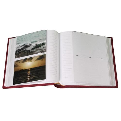 album-photo-erica-square-300-pochettes-11,5x15-bordeaux-avec-photos