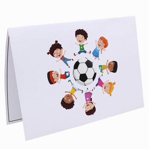 Cartonnage photo scolaire - Groupe 18x24 - Récré
