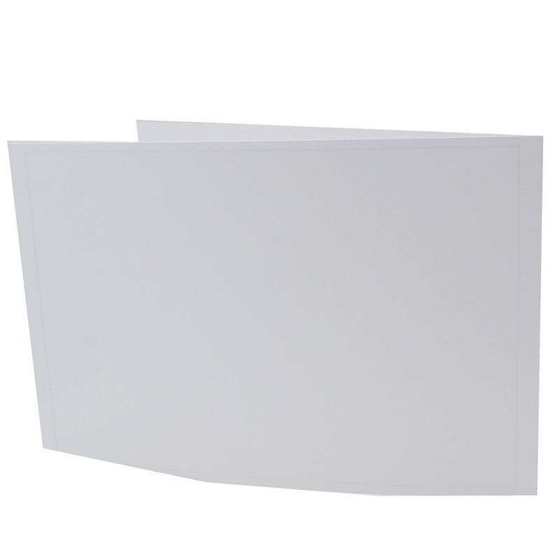 Cartonnage photo scolaire - Groupe 20x30 -18x25 - Cartable bleu-dos