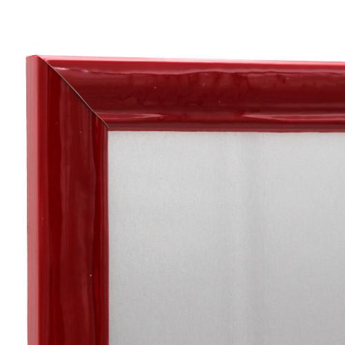 Pêle-mêle magnétique Pepsy rouge 40X50-detail moulure