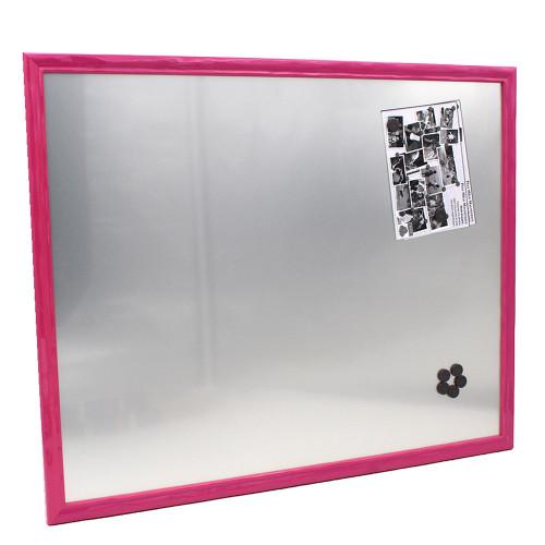 Pêle-mêle magnétique Pepsy rose 40X50