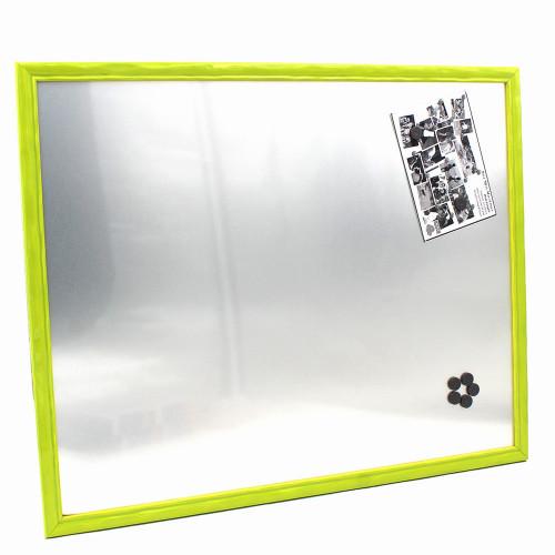 Pêle-mêle magnétique Pepsy vert anis 40X50