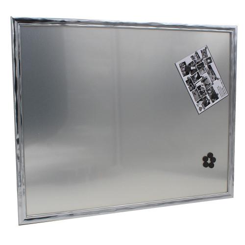 Pêle-mêle magnétique Pepsy argenté 40X50