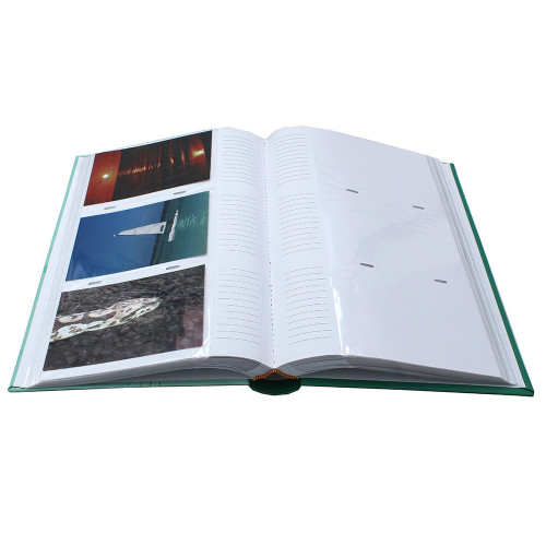 album photo Ellypse 2 violet 300 pochettes 11,5x15