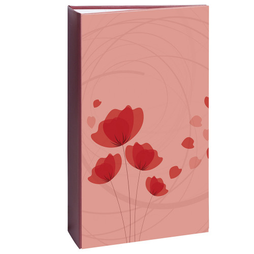 Album photo Ellypse 2 rouge 300 pochettes 11,5x15