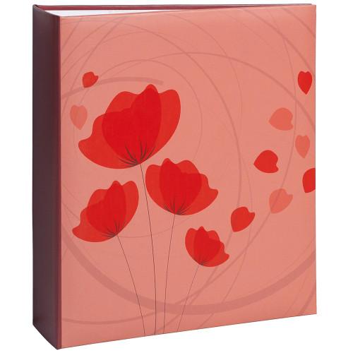 Album photo Ellypse 2 rouge 200 pochettes 11,5x15 cm