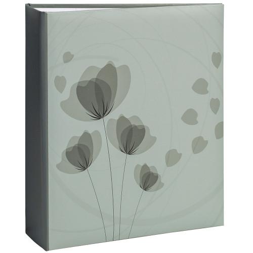 Album photo Ellypse 2 gris 200 pochettes 11,5x15 cm