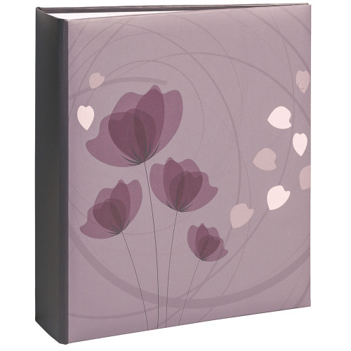 Album photo Ellypse 2 violet 200 pochettes 11,5x15 cm