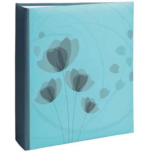 Album photo Ellypse 2 bleu 200 pochettes 11,5x15 cm