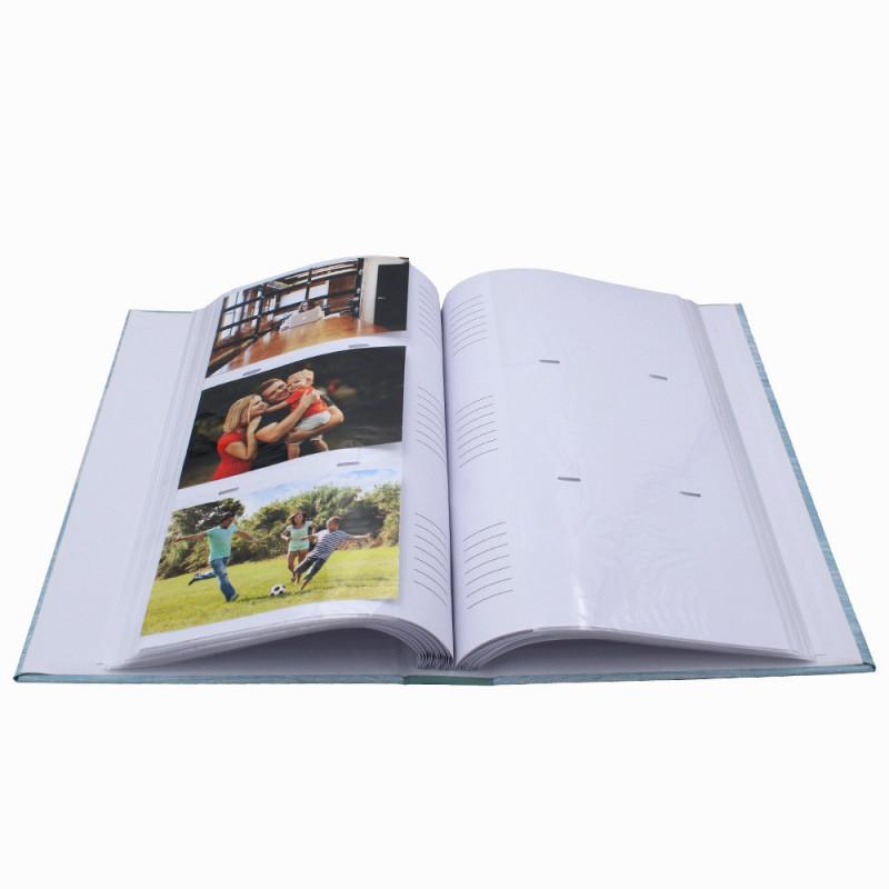 Lot de 2 albums photo à pochettes Zen 2 pour 300 photos 11x15-pochettes avec images