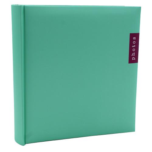 Album photo Couleur vert 200 pochettes 13x18