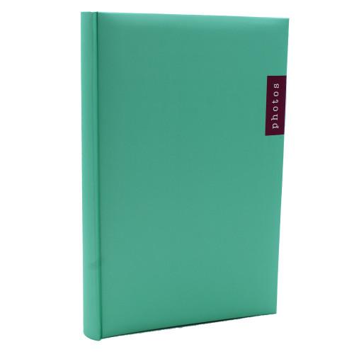 Album photo Couleur vert 300 pochettes 10x15 cm