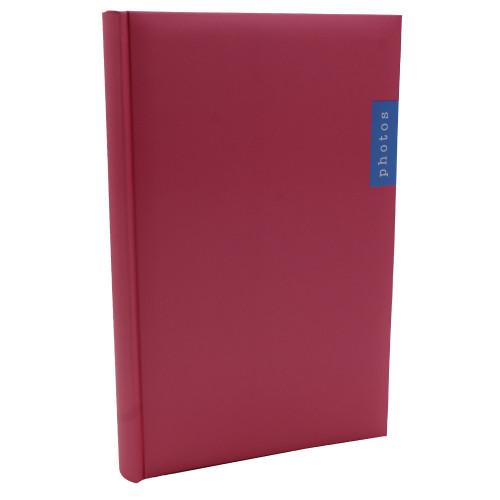 Album photo Couleur rose 300 pochettes 10x15