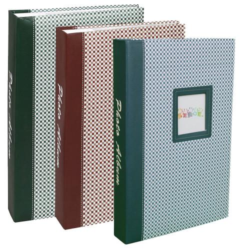 Lot 3 albums photo Elements VBB 300 pochettes 10X15