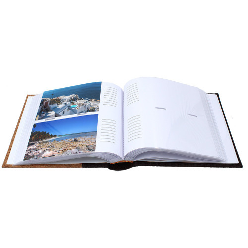 Lot de 3 albums photo Stylish 200 pochettes 10X15-pochettes avec photo