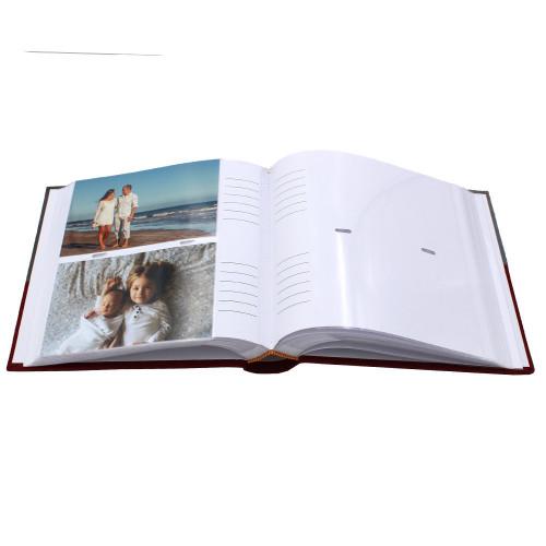 Lot de 2 albums photo Sections BN 200 pochettes 10X15-pochettes avec photos