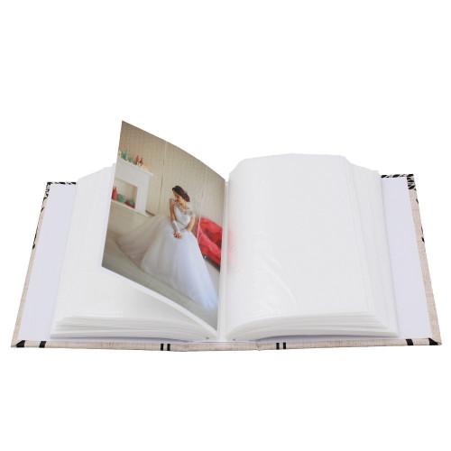Lot de 2 albums photo Simple 100 pochettes 10X15-pochettes avec photos