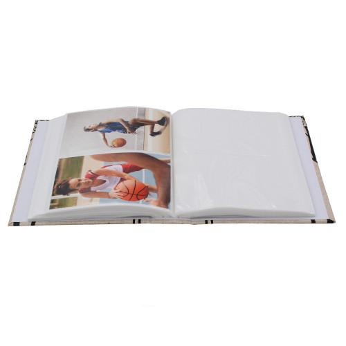 Lot de 2 albums photo Simple 200 pochettes 10X15-pochettes avec photos
