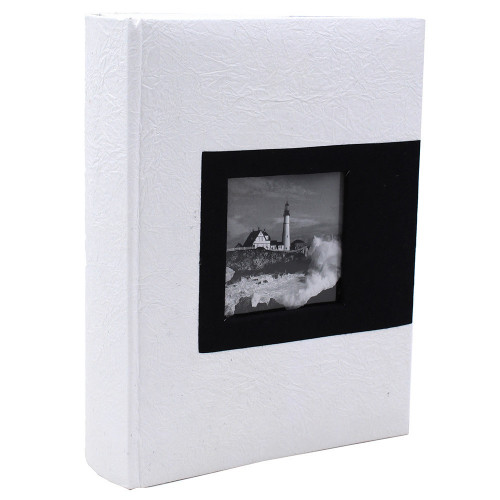 Album photo Mulberry Blanc 300 pochettes 10x15