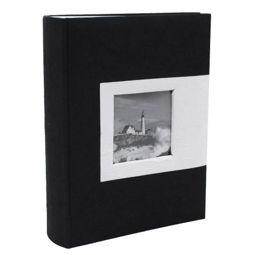 Album photo Mulberry Noir 300 pochettes 10x15