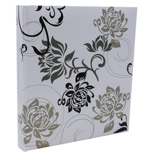 Album photo Black and white Blanc 600 pochettes 10X15