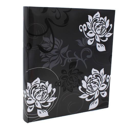 Album photo Black and white Noir 600 pochettes 10X15