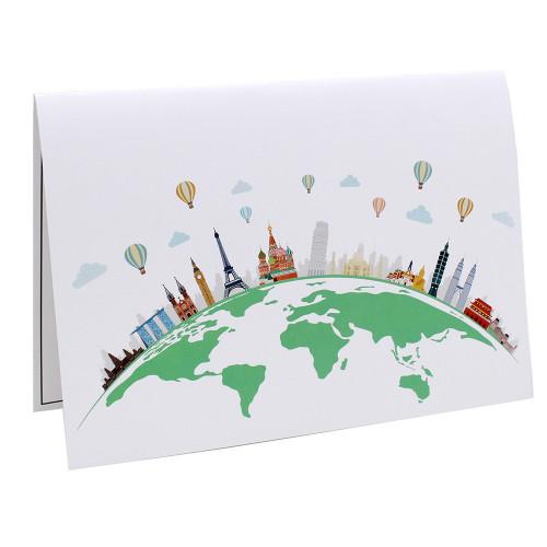 Cartonnage photo scolaire - Groupe 18x24 - Terre verte
