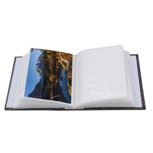 Lot 3 albums photo Era 100 pochettes 10X15-pochettes avec photo